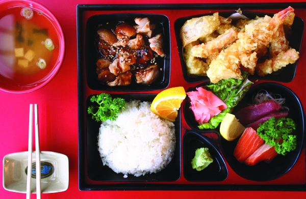 Get Served Hot and Delectable Food in Bento Boxes by the Foodist