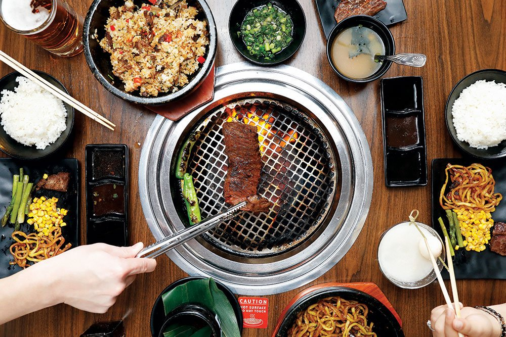 New to Japanese BBQ? Gyu-Kaku brings the experience for foodies in Singapore!